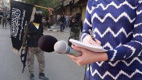 """Němka porodila v zajetí džihádistů: """"Dali mi hračky. Před kamerou by mi ale uřízli hlavu"""""""