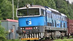 Smrt na Kutnohorsku: Muž zemřel pod koly vlaku