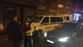 Dopravní akce v Praze:  Policisté, celníci a strážníci zkontrolovali zhruba 500 řidičů. Jaké prohřešky odhalili?