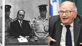 Muž, který unesl nacistickou zrůdu Eichmanna: Zemřel legendární agent (†92) Mossadu