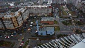 Budoucnost nezastavěných pozemků u Slunečního náměstí: Praha nechá zpracovat studii