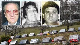 """Šéfa mafiánské rodiny pohřbili na """"českém"""" hřbitově v New Yorku: Hroby zde stojí miliony korun!"""