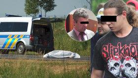 Smrt siláka u soudu: Ivoše (†27) převálcoval autobus, šofér vyfasoval 3 roky kriminálu