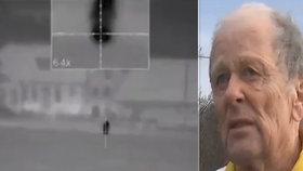 Lovec postřelil běžce. Seniora (75) si prý spletl s jelenem