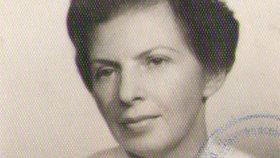 Valerie Slezáková: Válku jsem z celé rodiny přežila jako jediná