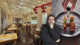 Porotce MasterChefa může slavit: Kašpárkova restaurace obhájila michelinskou hvězdu! Uspěl i další pražský podnik