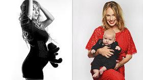Prodlouží si mateřskou? Krejčíková z Ulice hlásí: Těším se na druhé dítě!