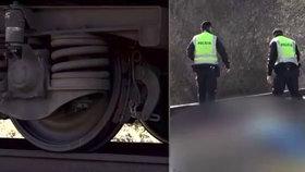 Dvě Češky (†14, †18) následoval chlapec (†16): Skočil pod vlak!