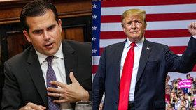 """""""Pokud se ten šikanátor přiblíží, dám mu pěstí."""" Guvernér se ostře pustil do Trumpa"""