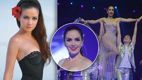 Nestárnoucí Divoký Anděl Natalia Oreirová (41): Zazpívala téměř nahá!