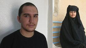 """""""Byla mladá a nevinná."""" Džihádista popsal svatbu s britskou nevěstou ISIS"""