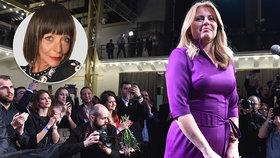 Zvolená prezidentka Čaputová očima Františky: Pracuje s ženskostí, to je plus, ale...