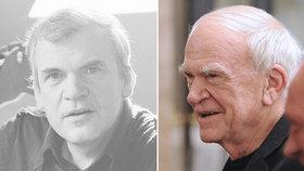 """Kundera slaví 90. Známý spisovatel zapírá vlast a """"dělá cavyky"""""""