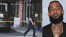Slavného rappera připravila o život kanonáda gangsterů! Byl žhavým kandidátem na cenu Grammy!