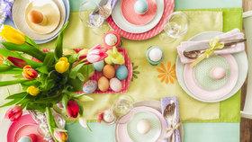 Velikonoční výzdoba: Kde koupit tu nejkrásnější a co zvládnete vyrobit sami?