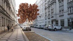 Revitalizace ulic v Praze 7: Radnice uspořádá veřejné diskuze k záměrům