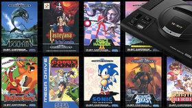 Sega chystá konzoli Mega Drive Mini: Podívejte se, jaké videohry si na ní zahrajete