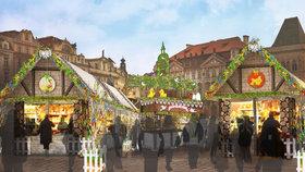 Živé květiny, rozkvetlé jabloně i mláďátka: V Praze začnou největší velikonoční trhy v Česku! Jak budou vypadat?