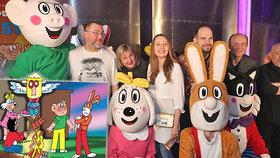 Překvapení na premiéře filmového Čtyřlístku: Sešli se hned dva představitelé Bobíka!