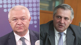 Šéf antimonopolního úřadu přiznal schůzku s Faltýnkem: Řešili miliony