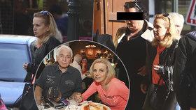 Manželka Krampola Hanka po propuštění z nemocnice: Odtáhli ji splnit slib!