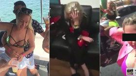 Kamarádka Simony měla problém na letišti: Dvojnice Terezy nemohla domů!