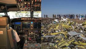 Tragédie Boeingu 737 MAX byla neodvratná, ukazuje vyšetřování v Etiopii