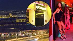 Existence holešovického nevěstince visí na vlásku: Zastupitelé »výkonné umělkyně« v tržnici nechtějí