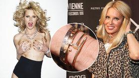 Luxusně hříšná Simona Krainová: Na ruce nosí 642 000 Kč!