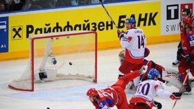 Rusové se zlobili: Čechům pomohli rozhodčí