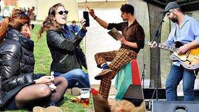 Kampa je pro Pražany středem světa. Sousedský festival nalákal i přespolní