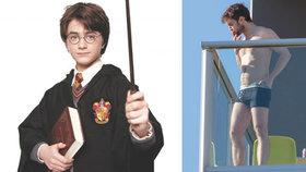 Za tohle by ho z Bradavic vyloučili! Harry Potter a dlouhej kouř v trenkách