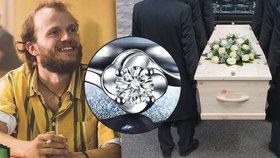 Diamant z babičky, muslimské pohřby i Čočkin z Mostu: Experti popsali trendy v loučení