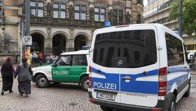 Turci v Německu na Silvestra zabili Syřana. Půjdou sedět na 12 let
