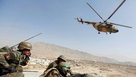 Po útoku v Afghánistánu zemřeli čtyři Američané. Na základně slouží i Češi