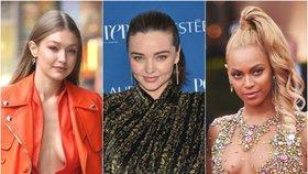 Tajné kosmetické triky slavných krásek: Teď je můžete vyzkoušet také!
