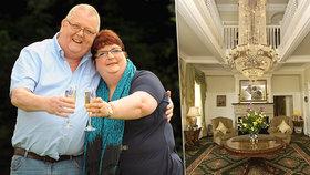 Rekordní výhra 4,8 miliardy jim zničila manželství! Rozvod po 38 letech
