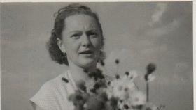Marta Kadlecová: Viděla jsem vypálené Ležáky, domy ještě doutnaly