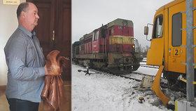 Srážka vlaků s třemi zraněnými: Strojvůdce odešel od soudu s podmínkou, řídit může dál