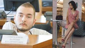 Nemocný muž měl jako první podstoupit transplantaci hlavy. Raději zplodil syna