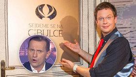 Moderátor Aleš Cibulka dal košem Soukupovi: Zahodil miliony kvůli křivdě!