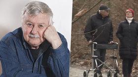 Zpověď vážně nemocného Ladislava Potměšila: Můj boj s rakovinou!