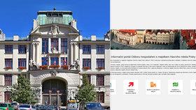 Kdo si budovu pronajímá a za kolik? Informace o majetku Prahy za 300 miliard budou přístupné online