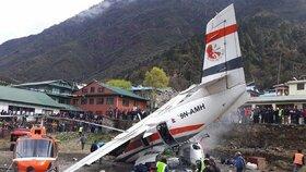 Při letecké havárii zahynulo 7 dospělých a 2 děti: Podcenil pilot varování před bouří?