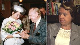 O 60 let mladší žena herce Járy Kohouta (✝89): Pro peníze jsem si ho nebrala