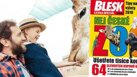 Velký průvodce po 16 českých zoo: Ušetřete tisíce se slevovými kupóny! Kde všude platí?
