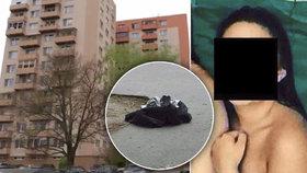 Muž zavraždil Adrianu (†39) kyselinou: Podezřelý si údajně najal zabijáka!
