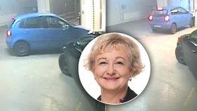 Neváhej a bourej! Místostarostka z Ostravy se při vyjíždění netrefila autem do vrat garáže