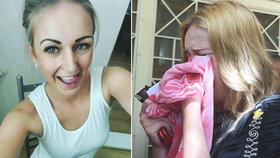 Tereza ve vězení pláče a nespí. Dozorkyně si pro ni připravily překvapení