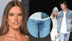 Trapas přítele andílka Victoria's Secret: Cvrnkl si do kalhot!